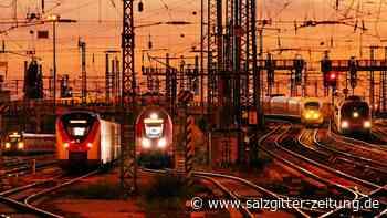 Zugverkehr: Winterfahrplan: Was sich bei der Bahn ab sofort ändert
