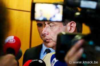Bart De Wever: 'Ik heb CD&V en Open VLD beloofd dat ik hen federaal nooit zou laten vallen'