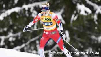 Weltcup in Davos: Langläuferin Carl wird 14. - Johaug siegt erneut