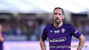 Serie A: Ribéry fällt bei Florenz zweieinhalb Monate aus