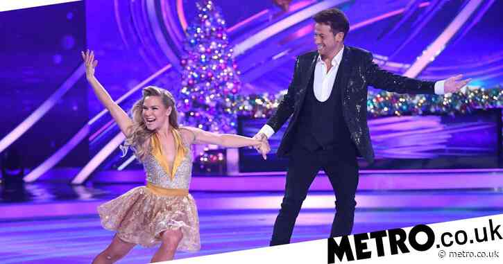 Dancing On Ice star Joe Swash in nasty fall as he 'hits head' during rehearsals for upcoming series
