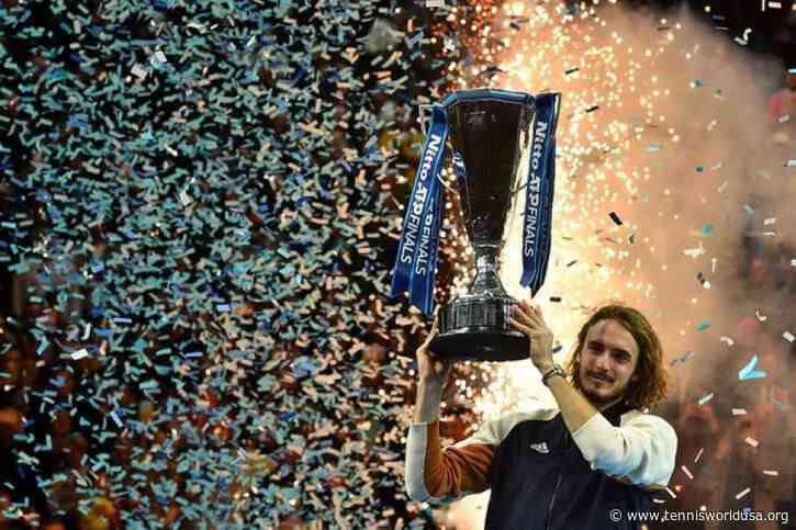 Stefanos Tsitsipas: 'I feel close to Nadal, Djokovic, Federer'