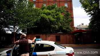 Briton shot dead outside luxury hotel in Argentina, report says