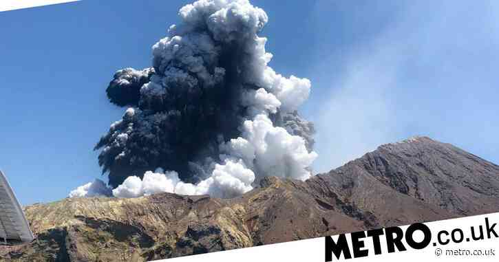 New Zealand volcano death toll jumps to 16 as search continues for victims