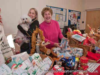 Christmas fair raises £2k for animal sanctuary