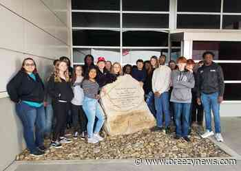 Picture: CTC students tour Nissan in Canton