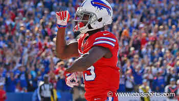 John Brown set to face his other final suitor in free agency when Bills battle Steelers in Pittsburgh
