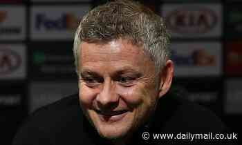 Ole Gunnar Solskjaer hails Man United upturn - eight months after being thumped 4-0 by Everton