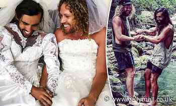 Tim Dormer and his fiance Ash Toweel reveal imminent plans for a Byron Bay beach wedding