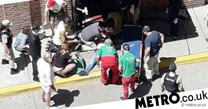 Brit shot dead in Argentina protecting stepson from moped bandits