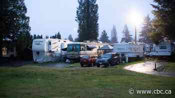 In Surrey, a new battleground emerges for long-term RV dwellers