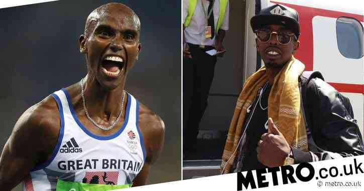 Mo Farah's brother deported to Somalia after being released from prison