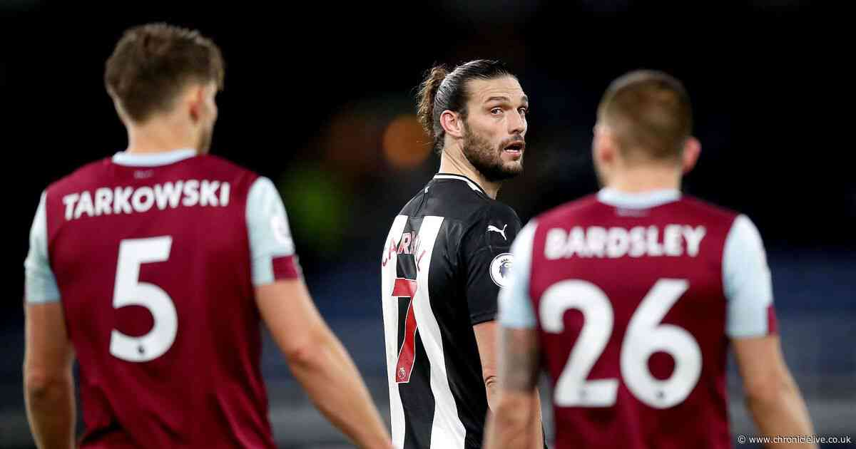 Steve Bruce's verdict on Carroll 'elbow' claims - and why referee needed more experience