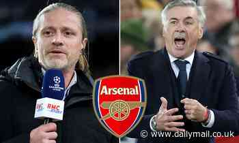 Emmanuel Petit insists Arsenal must appoint Carlo Ancelotti as their new manager