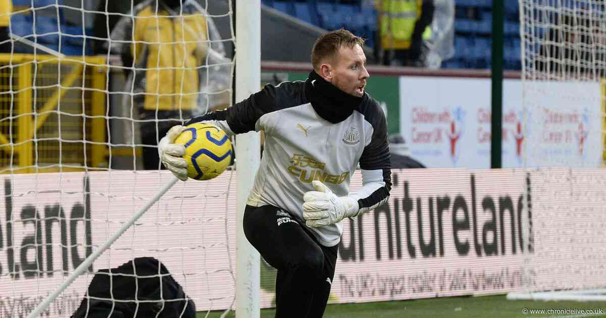 Why Rob Elliot was back in Newcastle United's first-team squad at Burnley