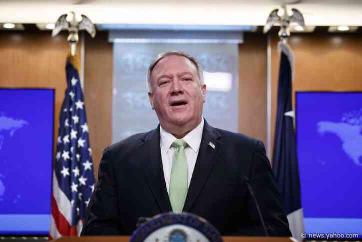 Horse-trading Iran hawks seize on Pompeo's Senate interest