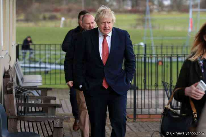 Johnson plans big shakeup of government, civil service - newspaper