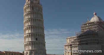 Almanac: Saving the Leaning Tower of Pisa