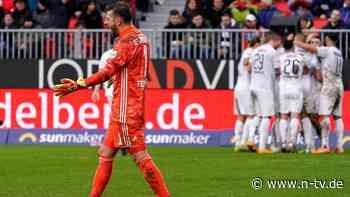 FCN brutal, Osnabrück glänzt: Der Hamburger SV gewinnt nicht mehr
