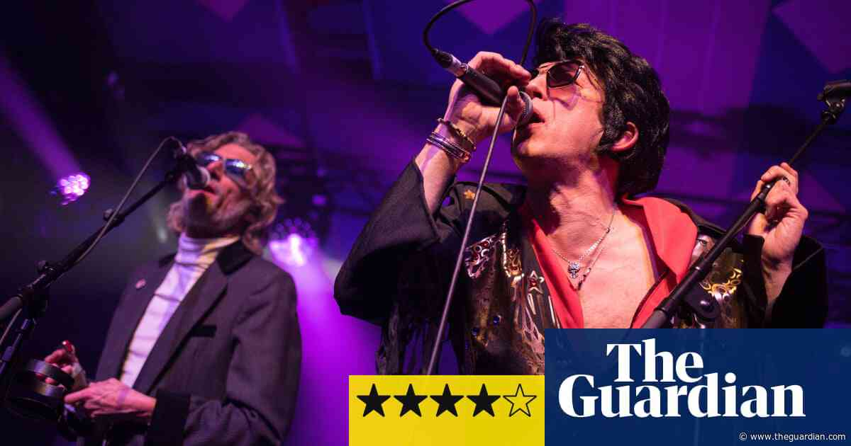 Alabama 3 review –raucous ravers soak up mashup outlaws' sin and soul