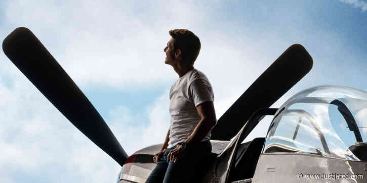 Tom Cruise Stars in 'Top Gun: Maverick' Poster - Get a First Look!