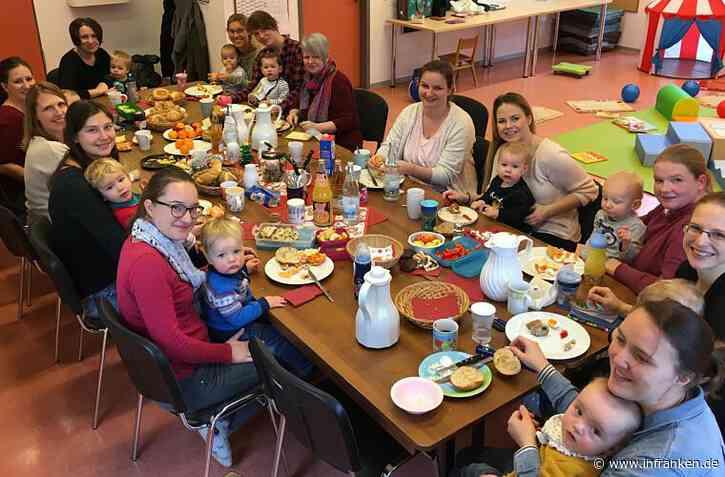 Weihnachtsfrühstück beim Eltern-Kind-Treff