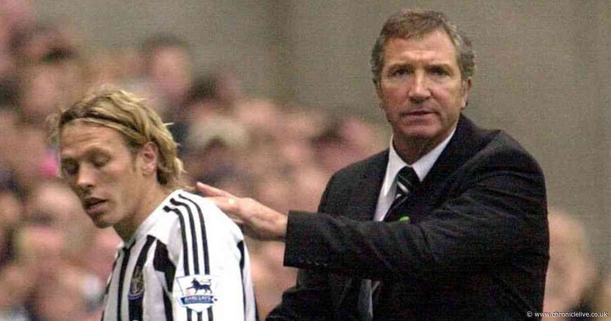 The inside story of why Craig Bellamy's relationship with Graeme Souness at Newcastle broke down