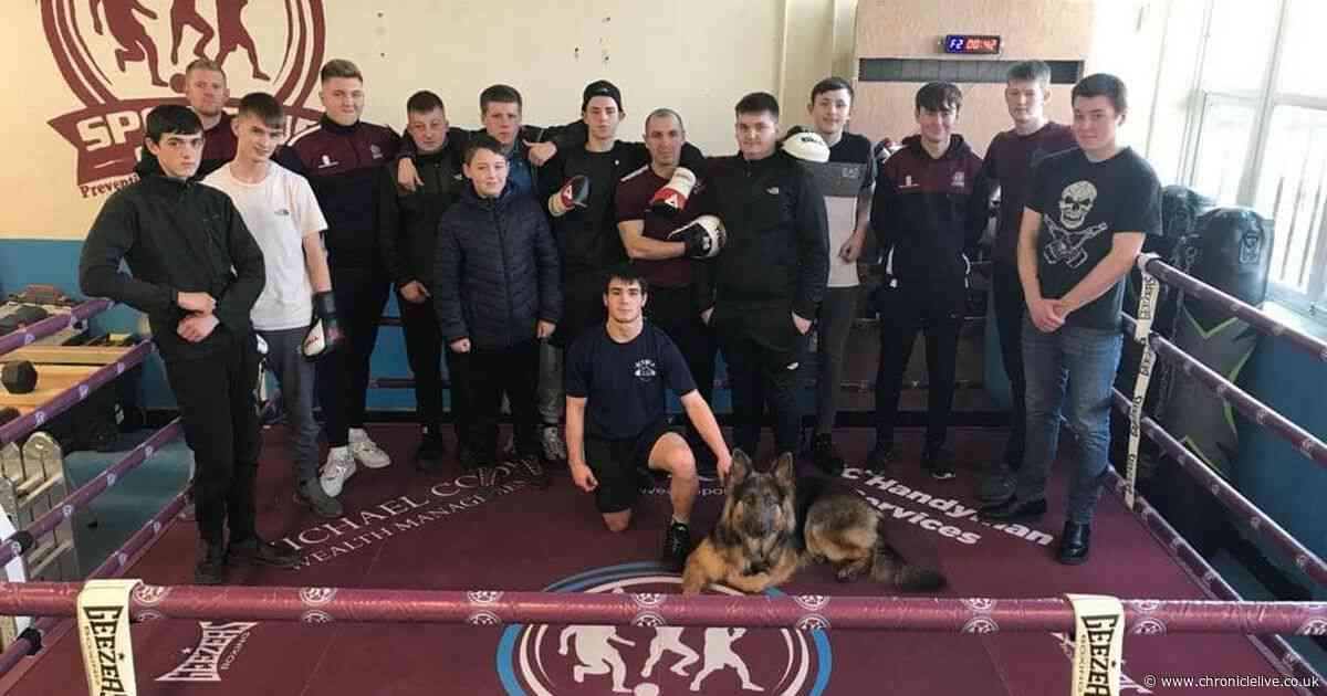 The Newcastle teenagers who have been given a second chance to turn their lives around