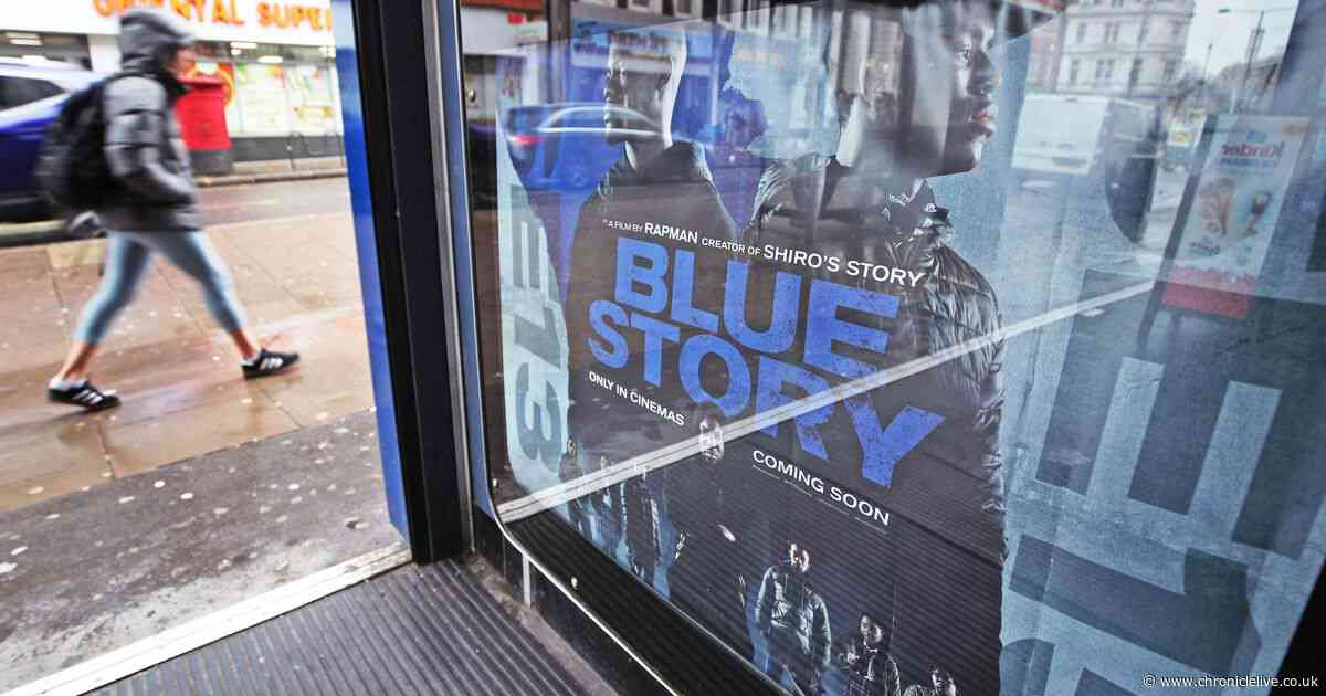 Tyneside Cinema defends decision to show Blue Story after gang film banned over 'machete' brawl