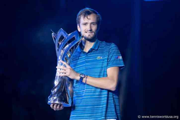 Daniil Medvedev won't challenge Nadal and Djokovic at Mubadala after..