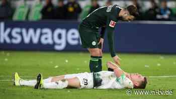 Früher Doppelschlag, später Sieg: Wolfsburg stürzt Tabellenführer Gladbach