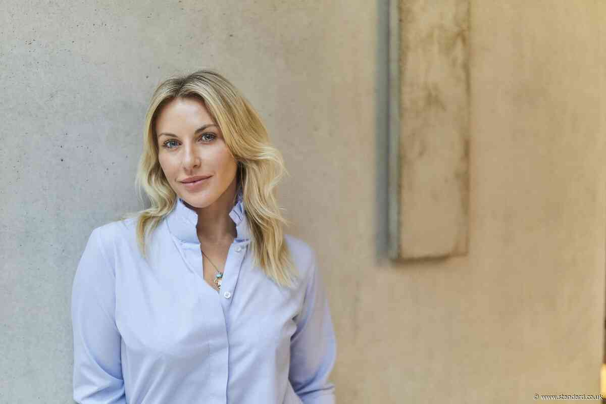 Celebrity tanner Amanda Harrington on her 12-a-day supplement regime and the power of crystals