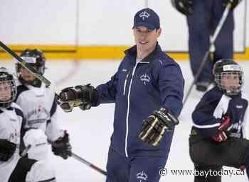 Sidney Crosby donates gear to hockey access programs in Nova Scotia