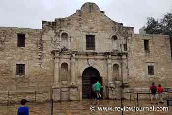 Remember the Alamo? Remains of 3 found at site of 1863 battle