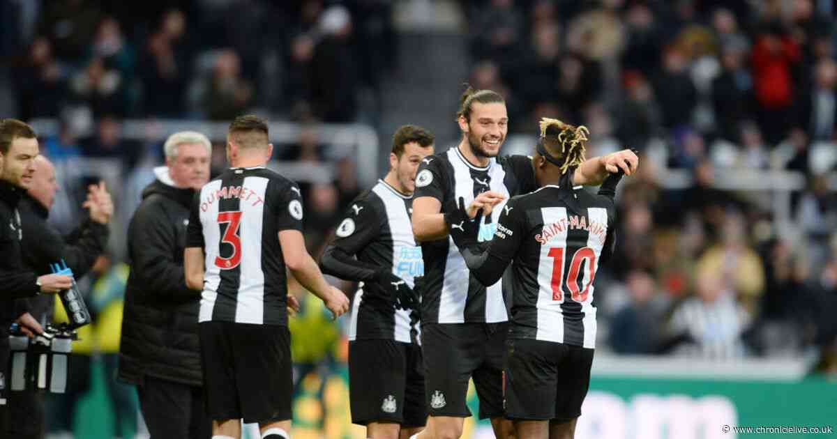 The identity of Newcastle United's new talisman has never been clearer after Burnley defeat