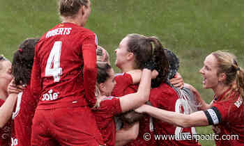 Report: Charles on the mark as LFC Women draw with Chelsea