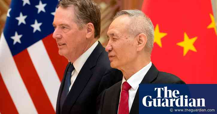 US-China trade deal 'totally done', Trump aide Lighthizer says