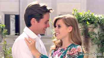 Queen legt Hochzeitsdatum fest: Prinzessin Beatrice heiratet im Sommer