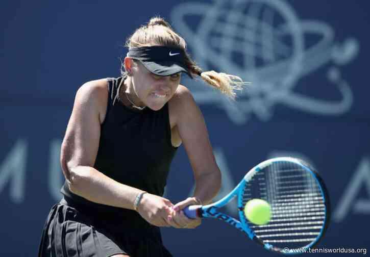 Climbing up WTA ranking gives Sofia Kenin confidence in 2020 season