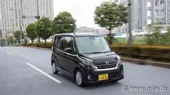 Spaß im japanischen Kleinstwagen: Mit dem Nissan Dayz Roox durch Tokio
