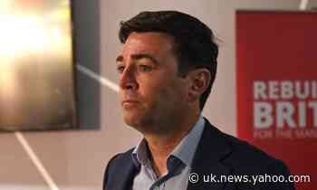 Andy Burnham warns northerners to be wary of 'glib' Tory promises