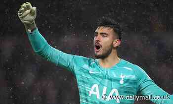 Jose Mourinho hails Paulo Gazzaniga after his goalkeeping heroics inspire Tottenham to victory