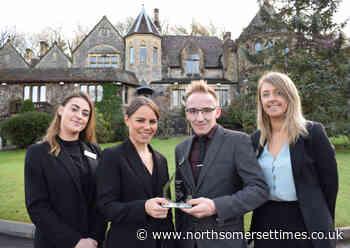 Congresbury venue handed best wedding venue award