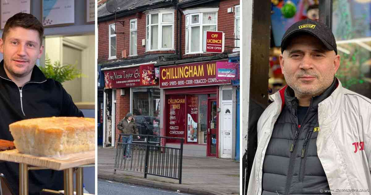 What it's like to work on Chillingham Road - the street synonymous with students and takeaways