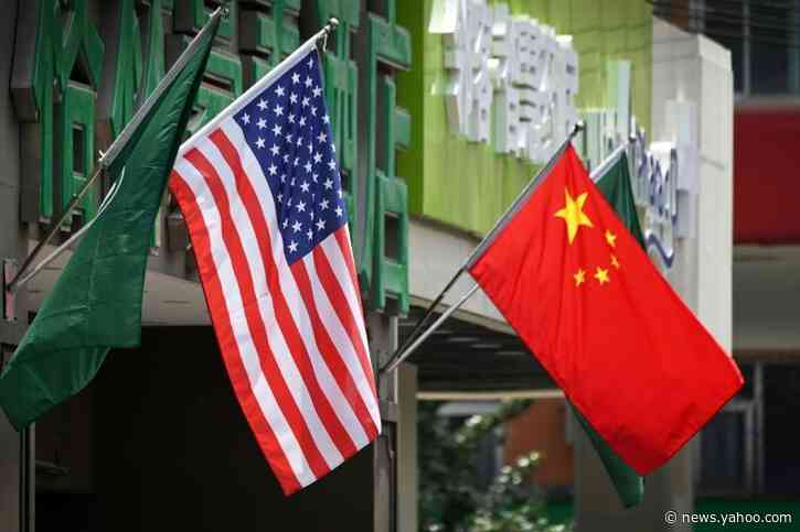 US expelled two Chinese diplomats on spying claims: report