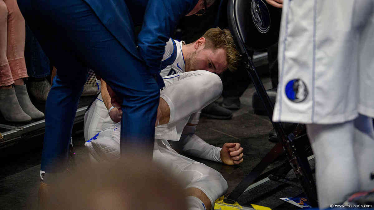Luka Doncic injury update: Mavericks star could be sidelined past Christmas with ankle sprain, per report