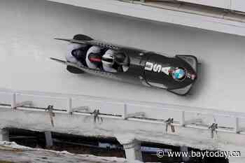 Kripps wins 4-man bobsled again in Lake Placid