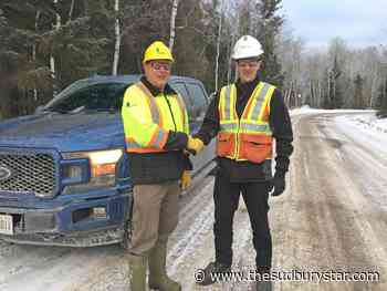Training in Northern Ontario promotes Safe Driving on Forest Roads