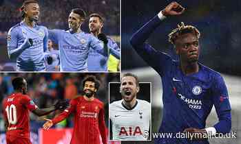 Champions League draw guide: Who could Liverpool and Co face in the last-16
