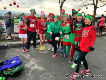 Bizzy Fizzy soaks up the moment, draws 700-plus in record Big Elf Run